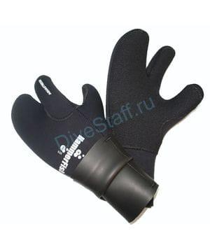 Перчатки 7мм HAMMERFISH AQUASTRETCH сухие