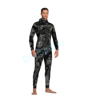 Гидрокостюм Black Stone куртка+короткие штаны, 7mm
