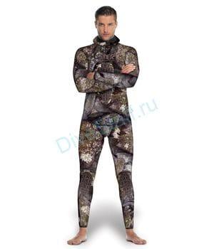 Гидрокостюм Holo Stone куртка+короткие штаны, 7mm