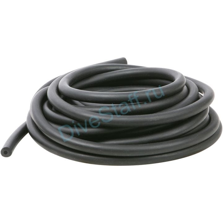 Тяж резиновый 18 мм, черн., рулон 12 м
