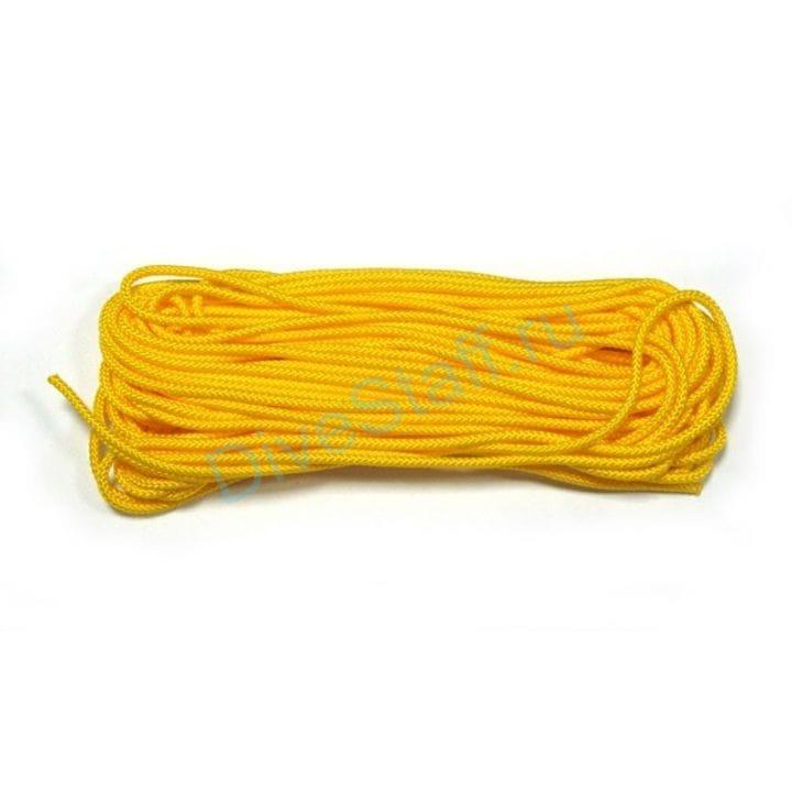 Буйреп плавающий 6 мм х 25м, жёлтый