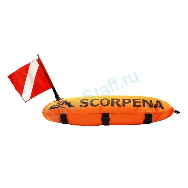 Буй двойной длинный Scorpena B