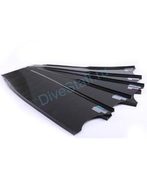 Карбоновые лопасти для подводной охоты LeaderFins Pure Carbon (100% карбон)