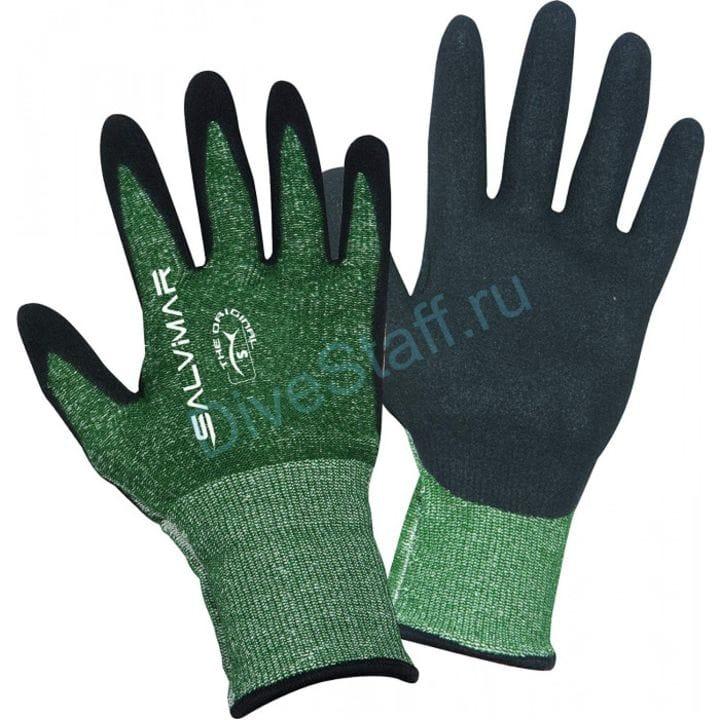 Перчатки прорезиненные SALVIMAR DYMAX 1,5мм