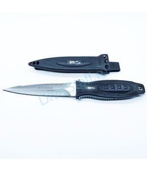 Нож BS Diver Stinger (25 см, чехол, ремни)