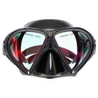 Маска Marlin Crystal Black с просветленными стеклами