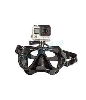 Маска Scorpena X с креплением для GoPro, в коробке