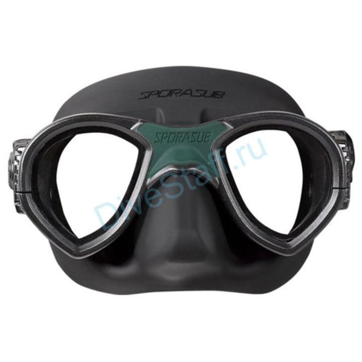 Маска для подводной охоты Mystic Sporasub