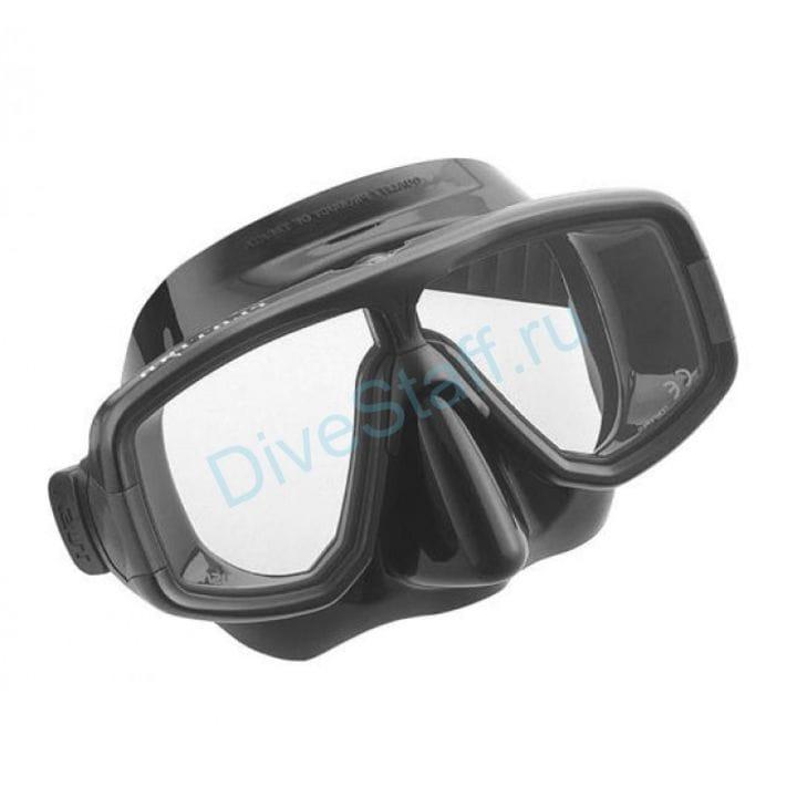 Маска TUSA Sport UMR-20 черный силикон