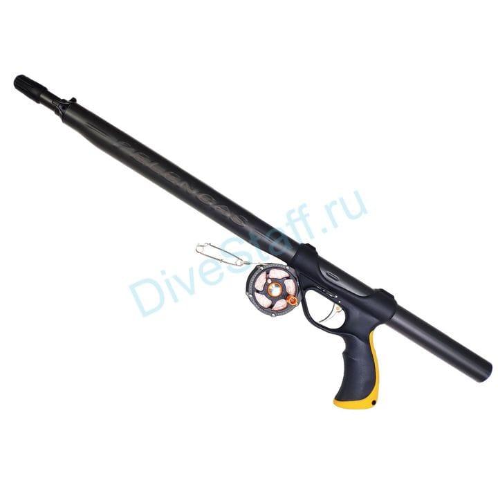 Ружье подводное Pelengas Magnum PROFI 70 ручка 2/3 (c катушкой) ПРОФИ