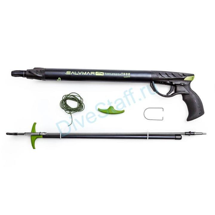 Ружье Salvimar Predathor Vuoto Special (55 см, пневмовакуумное, гарпун 7 мм, без регулировки)