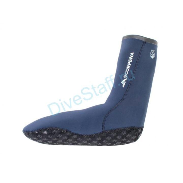 Носки Scorpena C - 3 мм, синий