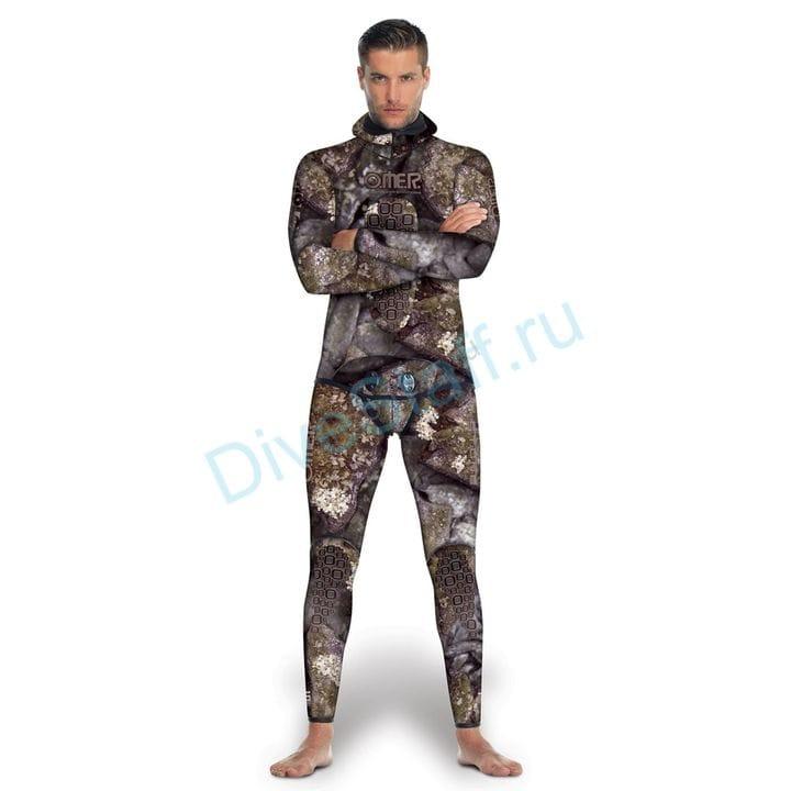 Гидрокостюм Holo Stone куртка+короткие штаны, 3mm