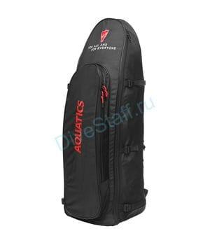 Сумка-рюкзак для ласт и снаряжения XL с вышивкой AQUATICS