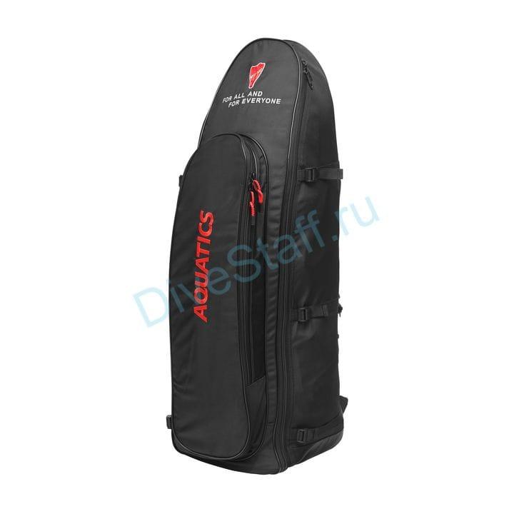 Сумка-рюкзак для ласт и снаряжения XXL с вышивкой AQUATICS